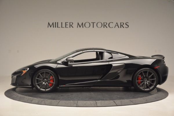 Used 2016 McLaren 650S Spider for sale Sold at Bugatti of Greenwich in Greenwich CT 06830 14