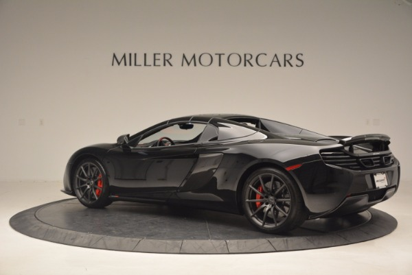 Used 2016 McLaren 650S Spider for sale Sold at Bugatti of Greenwich in Greenwich CT 06830 15