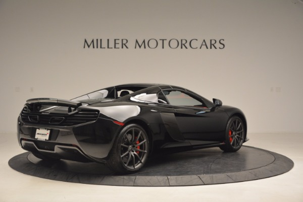 Used 2016 McLaren 650S Spider for sale Sold at Bugatti of Greenwich in Greenwich CT 06830 17