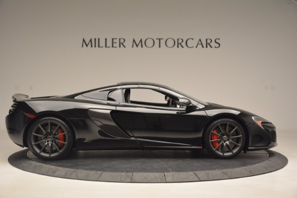 Used 2016 McLaren 650S Spider for sale Sold at Bugatti of Greenwich in Greenwich CT 06830 18