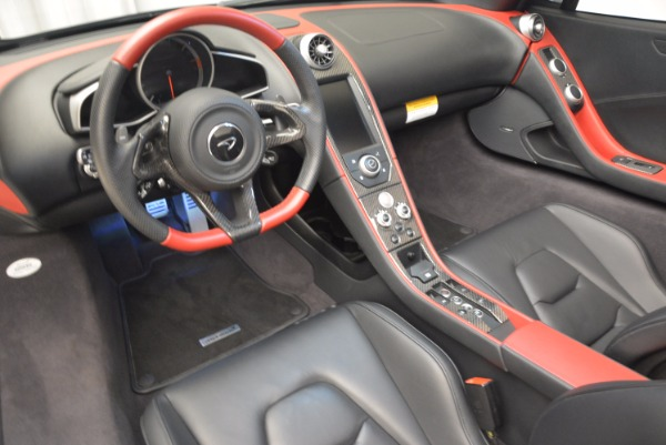 Used 2016 McLaren 650S Spider for sale Sold at Bugatti of Greenwich in Greenwich CT 06830 21