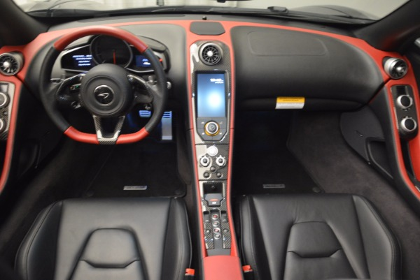 Used 2016 McLaren 650S Spider for sale Sold at Bugatti of Greenwich in Greenwich CT 06830 23