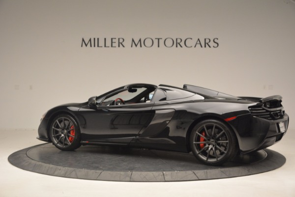 Used 2016 McLaren 650S Spider for sale Sold at Bugatti of Greenwich in Greenwich CT 06830 4