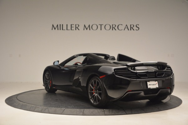 Used 2016 McLaren 650S Spider for sale Sold at Bugatti of Greenwich in Greenwich CT 06830 5