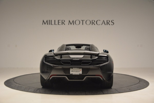 Used 2016 McLaren 650S Spider for sale Sold at Bugatti of Greenwich in Greenwich CT 06830 6