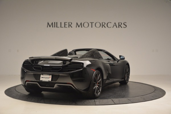 Used 2016 McLaren 650S Spider for sale Sold at Bugatti of Greenwich in Greenwich CT 06830 7