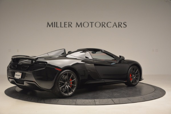 Used 2016 McLaren 650S Spider for sale Sold at Bugatti of Greenwich in Greenwich CT 06830 8