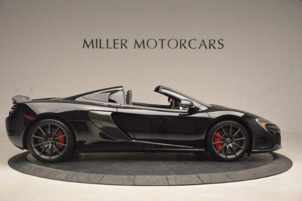 Used 2016 McLaren 650S Spider for sale Sold at Bugatti of Greenwich in Greenwich CT 06830 9