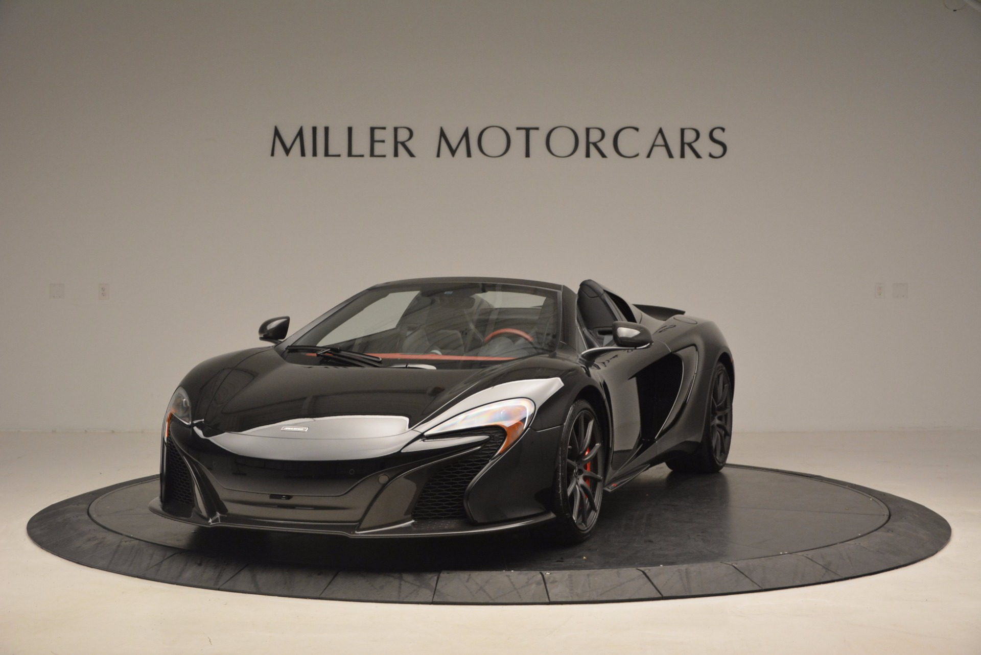Used 2016 McLaren 650S Spider for sale Sold at Bugatti of Greenwich in Greenwich CT 06830 1