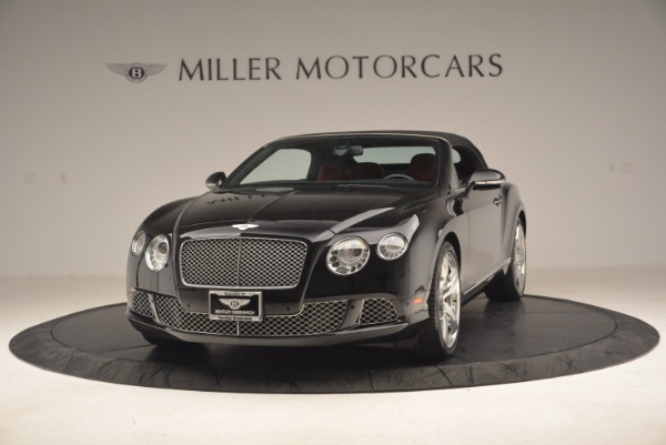 Used 2012 Bentley Continental GT W12 Convertible for sale Sold at Bugatti of Greenwich in Greenwich CT 06830 14
