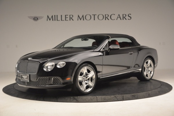 Used 2012 Bentley Continental GT W12 Convertible for sale Sold at Bugatti of Greenwich in Greenwich CT 06830 15