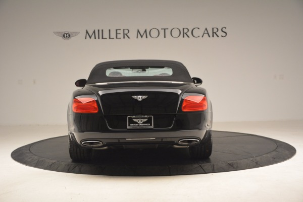 Used 2012 Bentley Continental GT W12 Convertible for sale Sold at Bugatti of Greenwich in Greenwich CT 06830 19