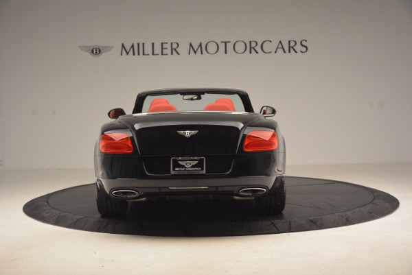 Used 2012 Bentley Continental GT W12 Convertible for sale Sold at Bugatti of Greenwich in Greenwich CT 06830 6
