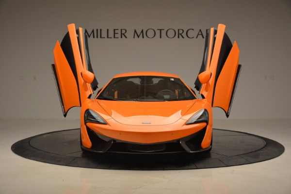 New 2017 McLaren 570S for sale Sold at Bugatti of Greenwich in Greenwich CT 06830 13
