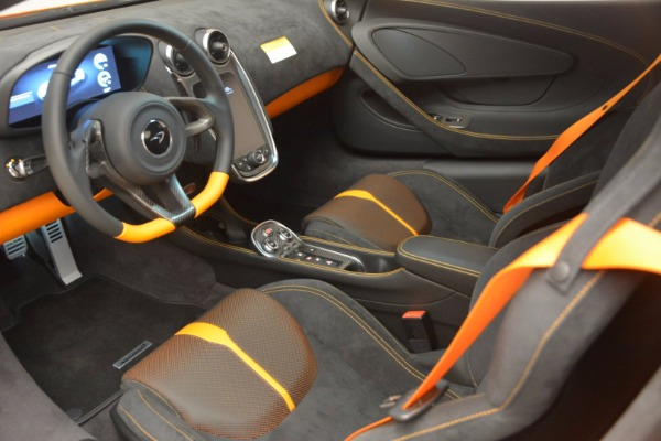 New 2017 McLaren 570S for sale Sold at Bugatti of Greenwich in Greenwich CT 06830 15