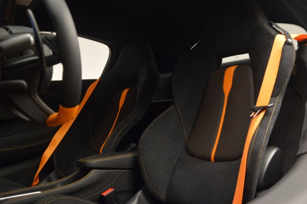 New 2017 McLaren 570S for sale Sold at Bugatti of Greenwich in Greenwich CT 06830 17