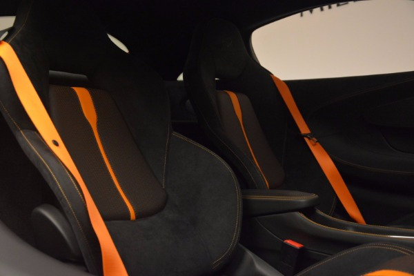 New 2017 McLaren 570S for sale Sold at Bugatti of Greenwich in Greenwich CT 06830 20