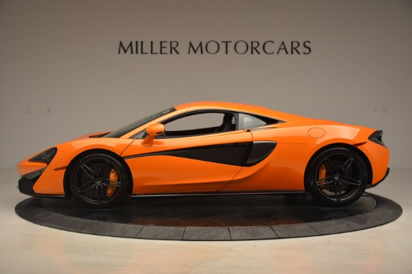 New 2017 McLaren 570S for sale Sold at Bugatti of Greenwich in Greenwich CT 06830 3