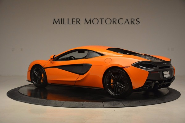 New 2017 McLaren 570S for sale Sold at Bugatti of Greenwich in Greenwich CT 06830 4