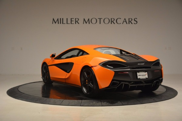 New 2017 McLaren 570S for sale Sold at Bugatti of Greenwich in Greenwich CT 06830 5