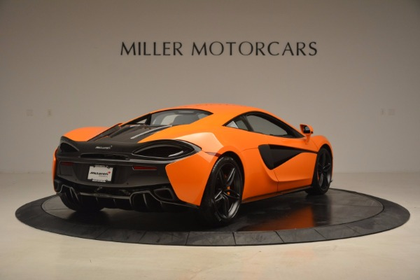 New 2017 McLaren 570S for sale Sold at Bugatti of Greenwich in Greenwich CT 06830 7