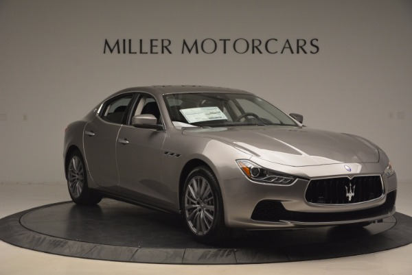 New 2017 Maserati Ghibli SQ4 for sale Sold at Bugatti of Greenwich in Greenwich CT 06830 11