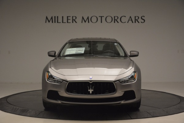 New 2017 Maserati Ghibli SQ4 for sale Sold at Bugatti of Greenwich in Greenwich CT 06830 12