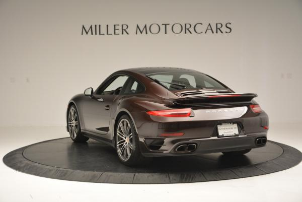 Used 2014 Porsche 911 Turbo for sale Sold at Bugatti of Greenwich in Greenwich CT 06830 10