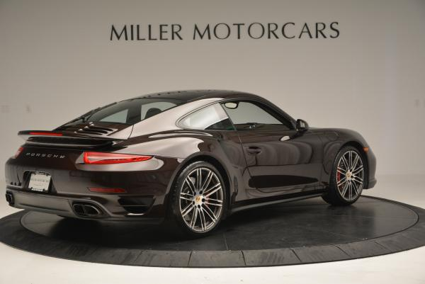 Used 2014 Porsche 911 Turbo for sale Sold at Bugatti of Greenwich in Greenwich CT 06830 11