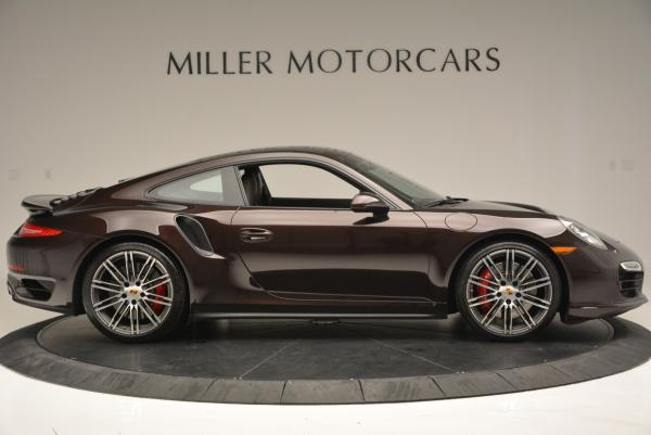 Used 2014 Porsche 911 Turbo for sale Sold at Bugatti of Greenwich in Greenwich CT 06830 12