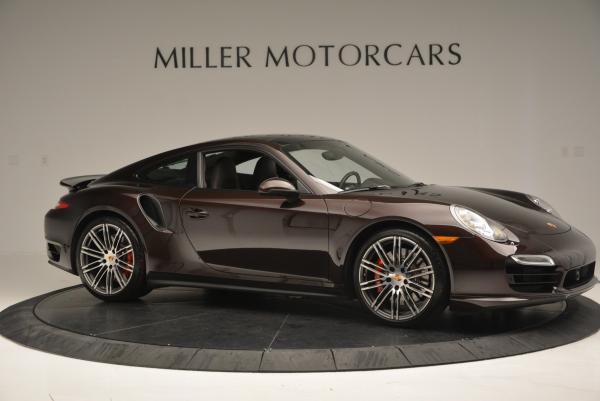 Used 2014 Porsche 911 Turbo for sale Sold at Bugatti of Greenwich in Greenwich CT 06830 13