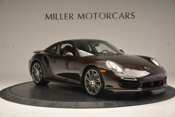 Used 2014 Porsche 911 Turbo for sale Sold at Bugatti of Greenwich in Greenwich CT 06830 14