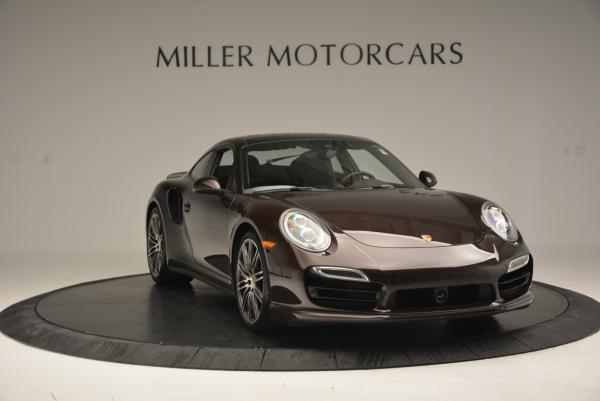 Used 2014 Porsche 911 Turbo for sale Sold at Bugatti of Greenwich in Greenwich CT 06830 15