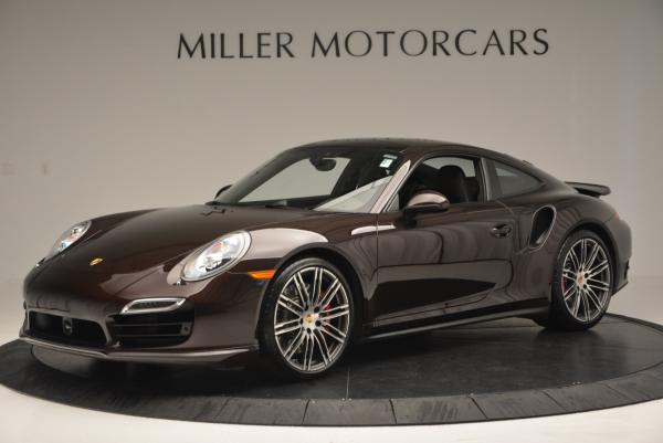 Used 2014 Porsche 911 Turbo for sale Sold at Bugatti of Greenwich in Greenwich CT 06830 2