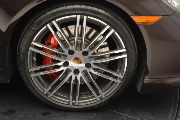 Used 2014 Porsche 911 Turbo for sale Sold at Bugatti of Greenwich in Greenwich CT 06830 28