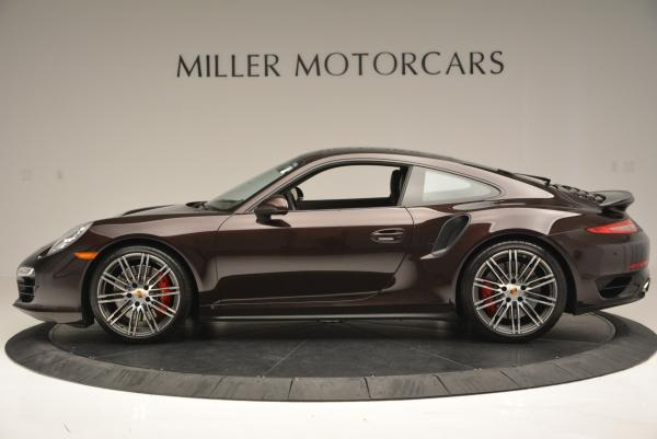 Used 2014 Porsche 911 Turbo for sale Sold at Bugatti of Greenwich in Greenwich CT 06830 4