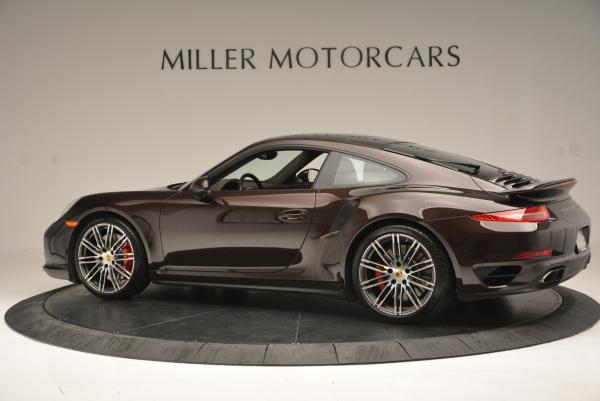 Used 2014 Porsche 911 Turbo for sale Sold at Bugatti of Greenwich in Greenwich CT 06830 6