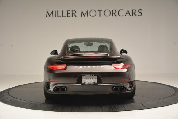 Used 2014 Porsche 911 Turbo for sale Sold at Bugatti of Greenwich in Greenwich CT 06830 7