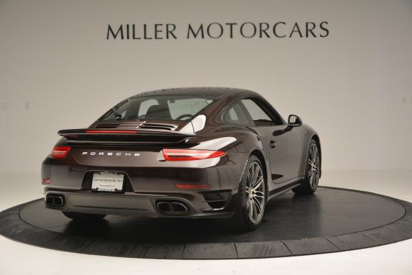 Used 2014 Porsche 911 Turbo for sale Sold at Bugatti of Greenwich in Greenwich CT 06830 9