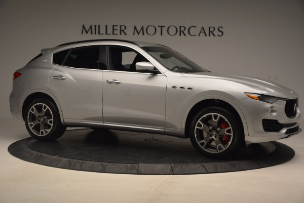 Used 2017 Maserati Levante S for sale Sold at Bugatti of Greenwich in Greenwich CT 06830 10
