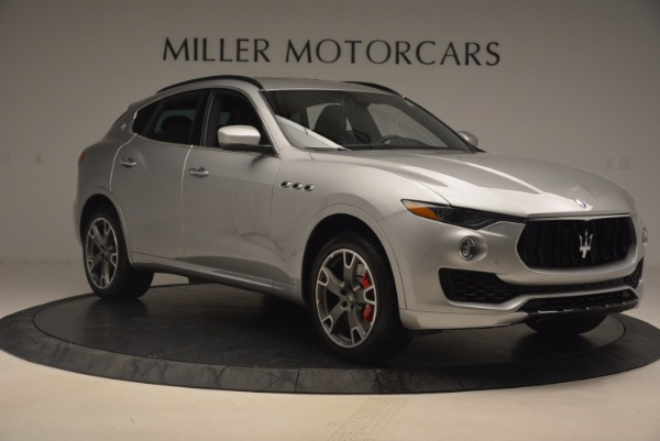 Used 2017 Maserati Levante S for sale Sold at Bugatti of Greenwich in Greenwich CT 06830 11