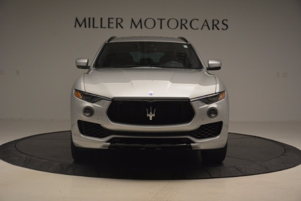 Used 2017 Maserati Levante S for sale Sold at Bugatti of Greenwich in Greenwich CT 06830 12