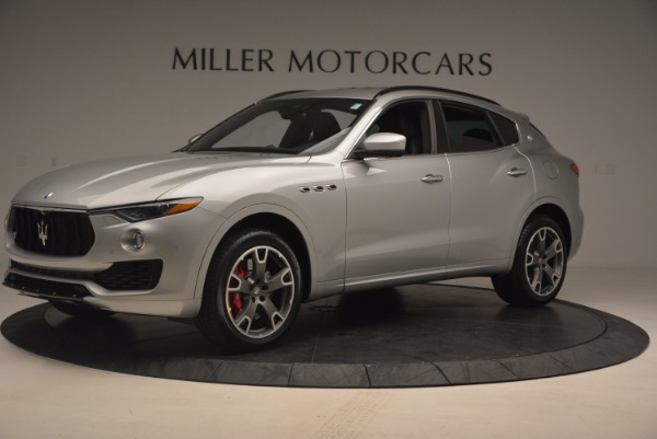 Used 2017 Maserati Levante S for sale Sold at Bugatti of Greenwich in Greenwich CT 06830 2
