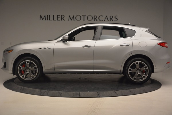 Used 2017 Maserati Levante S for sale Sold at Bugatti of Greenwich in Greenwich CT 06830 3