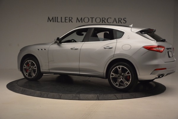 Used 2017 Maserati Levante S for sale Sold at Bugatti of Greenwich in Greenwich CT 06830 4
