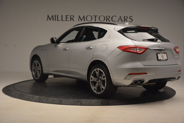 Used 2017 Maserati Levante S for sale Sold at Bugatti of Greenwich in Greenwich CT 06830 5