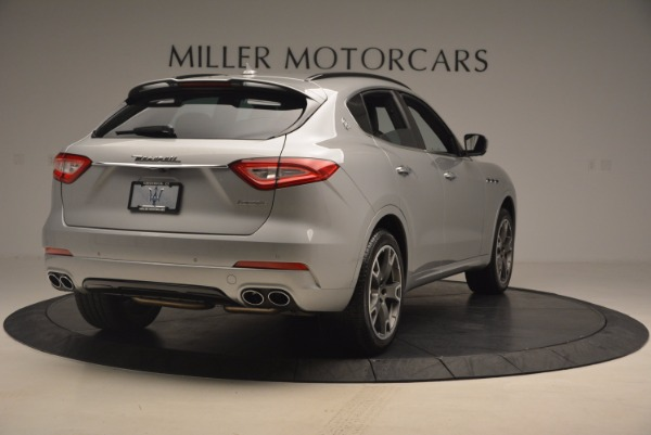 Used 2017 Maserati Levante S for sale Sold at Bugatti of Greenwich in Greenwich CT 06830 7