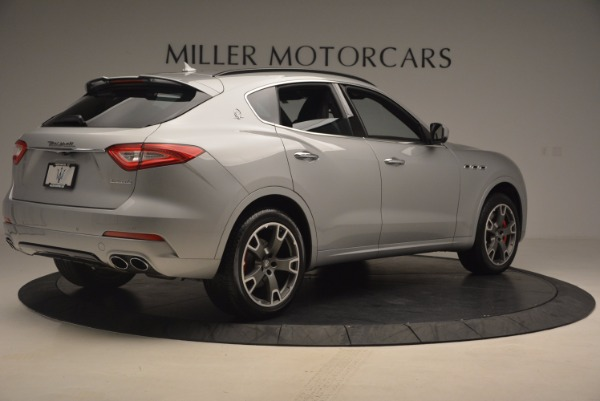 Used 2017 Maserati Levante S for sale Sold at Bugatti of Greenwich in Greenwich CT 06830 8