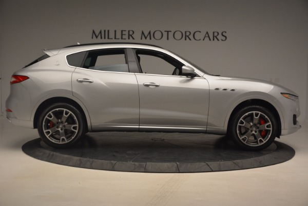Used 2017 Maserati Levante S for sale Sold at Bugatti of Greenwich in Greenwich CT 06830 9