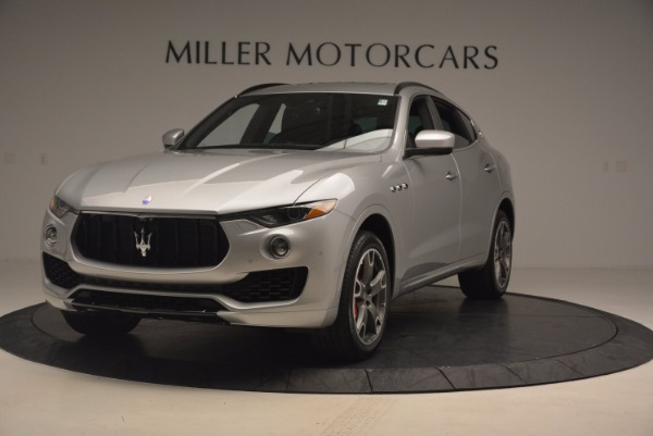 Used 2017 Maserati Levante S for sale Sold at Bugatti of Greenwich in Greenwich CT 06830 1
